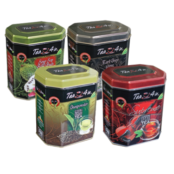 TEA4U PREMIUM CADDY COLLECTION