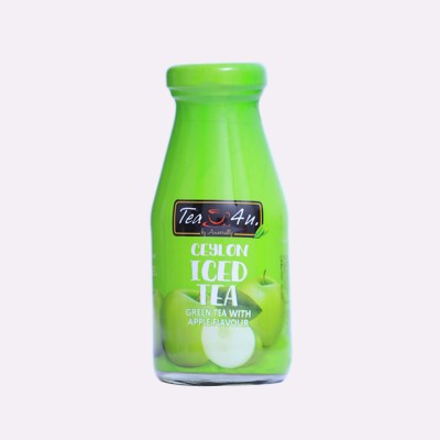 Apple Ceylon Iced Green Tea  -200ml