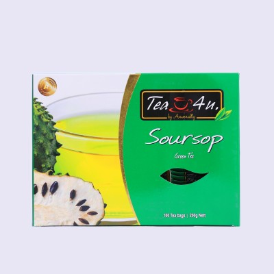 Soursop Ceylon & Other Origin Green Tea 100tb