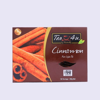 Cinnamon Ceylon Black Tea  100tb