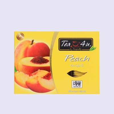 Peach Ceylon Black Tea  100tb