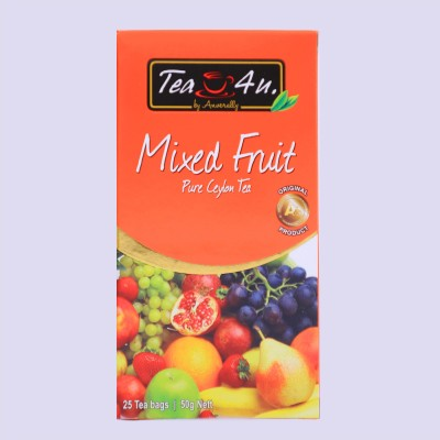 Mixed Fruit Ceylon Black Tea  25 TB