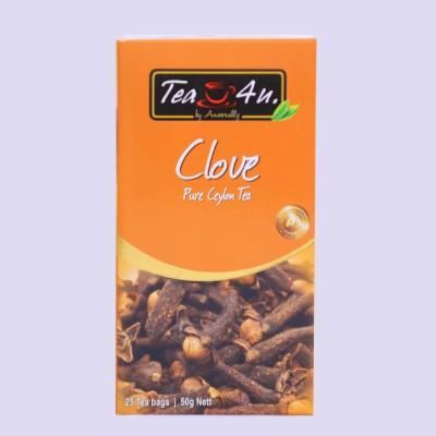 Clove  Ceylon Black Tea 25TB
