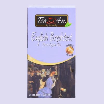 English Breakfast Ceylon Black Tea   25TB