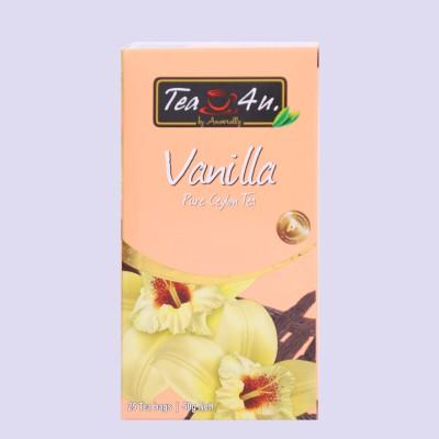 Vanilla Ceylon Black Tea  25TB