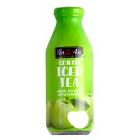 Green Tea with Apple - 200 ml Bottle
