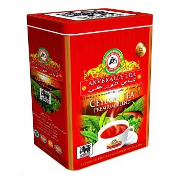Ceylon Tea Premium Blend Pure Black Tea -200g  Tin
