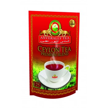 Black Tea  200g Pouche