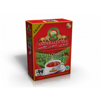 Anverally Ceylon Tea Premium Blend -250g Packet