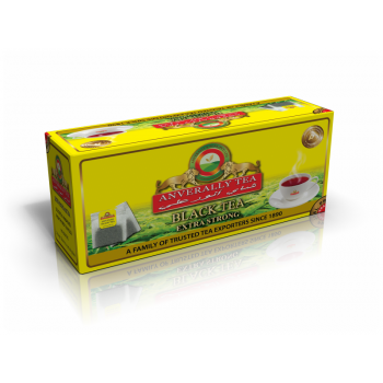 Extra Strong Single Chamber Tea bags -Without Envelope