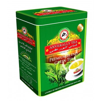 Ceylon Tea Premium Blend Green Tea -200g  Tin