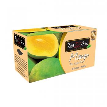 Mango Single Chamber Tea Bags - With Envelope