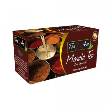 Masala Tea Single Chamber Tea Bags  - With Envelope