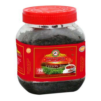 Ceylon Tea Premium Blend Pure Black Tea -200g Bottle