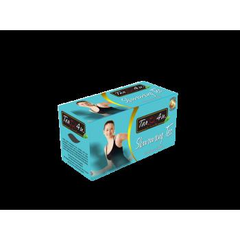 Slimming Tea Single Chamber Tea Bags - With Envelope
