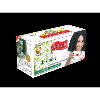 Jasmine Green Tea Single Chamber Tea bags -Without Envelope