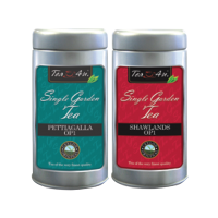 TEA4U SINGLE GARDEN COLLECTION - TINS