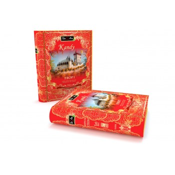Book Tin - Kandy - Ceylon Black Tea - FBOP 1